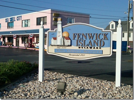 fenwick island seashell city