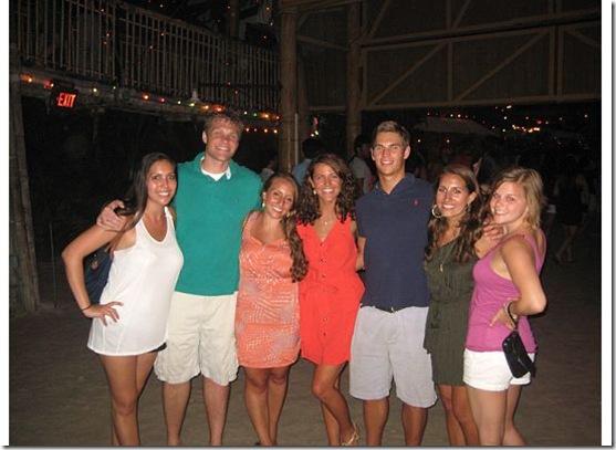 group at seacrets