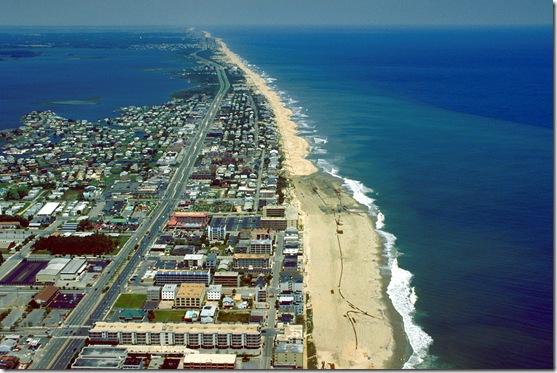 ocean city skyline