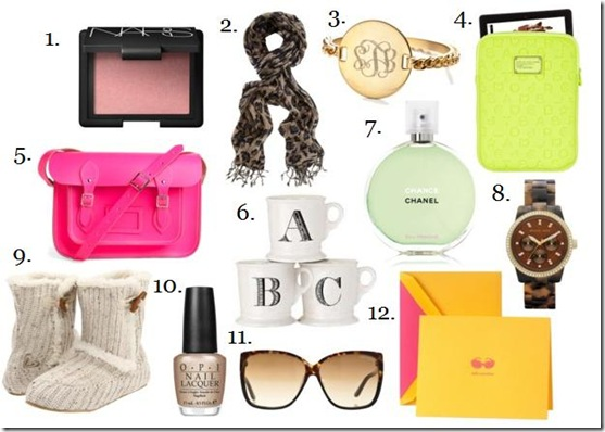 Gifts for a Fashionista 1